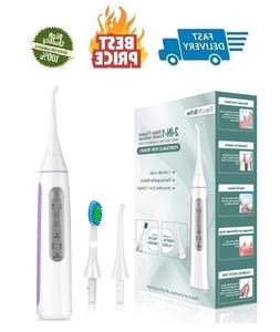 2 in 1 Water flosser & Electric Toothbrush Combo Cordless Re