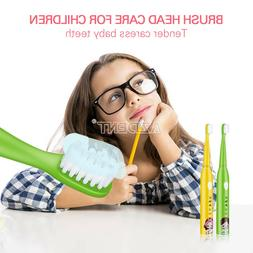 3-12 years old Children Electric Toothbrush USB 5 Mode Soft