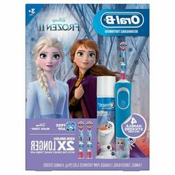 Oral-B Kids Disney's Frozen 2 Rechargeable Electric Toothbru