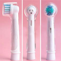 4x Electric Toothbrush Round Head Cover Anti Dust for Oral B