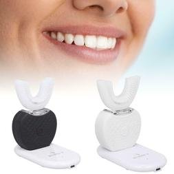 5W Full-automatic Variable-frequency 360 ° Electric Toothbr