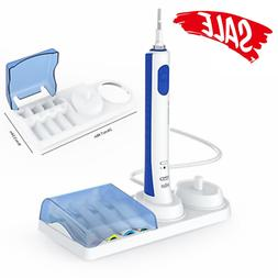 Electric Toothbrush Replacement Heads Charger Holder Stand f