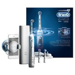 braun oral b genius 8000 rechargeable electric