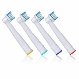 4x Electric Tooth brush Heads Replacement for Braun Oral B F