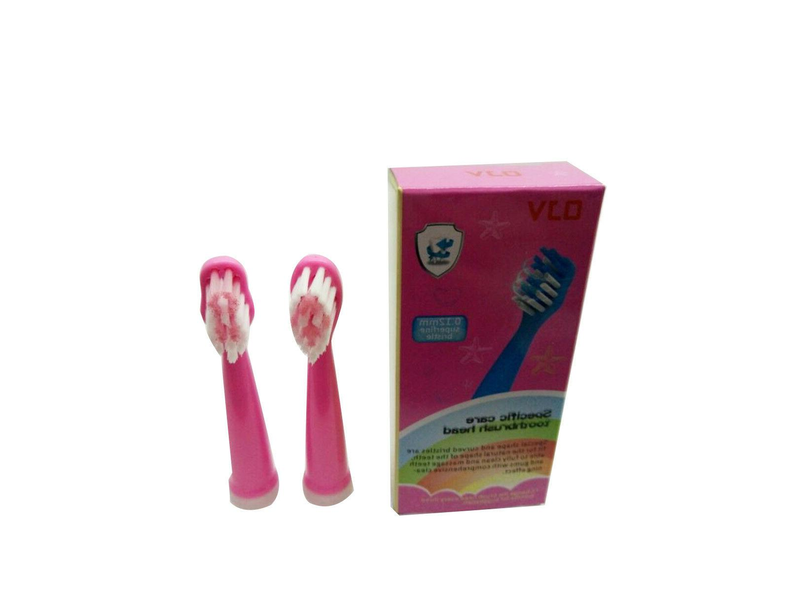 4x replacement brush heads oral care