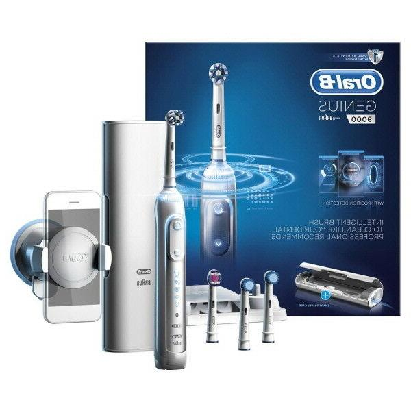 braun oral b genius 9000 rechargeable electric