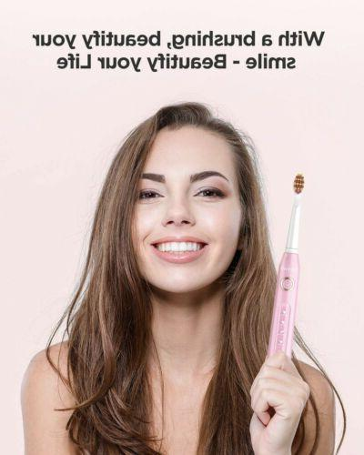 Fairywill Electric Toothbrush Heads