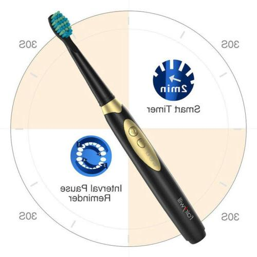 Fairywill Adult Toothbrush Alkaline Electric Clean