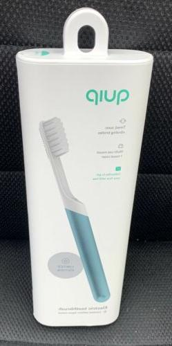 NEW! Metal Electric Toothbrush Aqua Limited Edition NEW SEAL