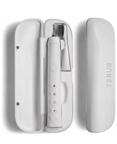 sonic electric toothbrush travel case white toothbrush