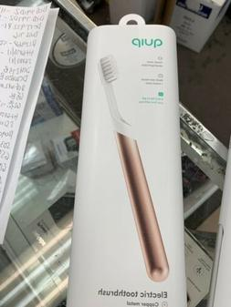 Quip Metal Electric Toothbrush, Copper