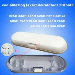 New Electric Toothbrush Travel Case Carrying Box for Philips