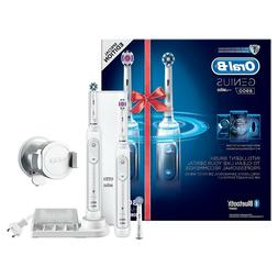 Oral-B Genius Pro 8900 CrossAction Electric Toothbrush Two H