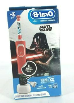 Oral-B Kids 3+ Star Wars Electric Rechargeable Toothbrush
