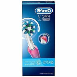 Oral-B Pro 2000W 3D White Electric Rechargeable Toothbrush P