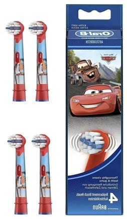 Oral-B Stages Power Kids Disney Pixar Cars New Electric Toot