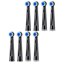 Round Brush Heads 8 Soft Bristles for Fairywill Electric Too