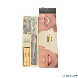 Gloridea Sonic Electric Toothbrush USB Charging 5 Modes Soft